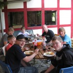 Ferienpassaktion Jugendzentrum Westwerk OS angelt