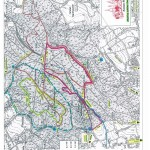 Kartenmaterial Türmeweg